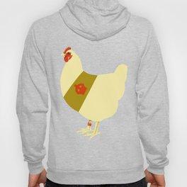 Decorated war chicken Hoody