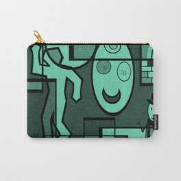 Whodunnit Carry-All Pouch