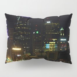 KC Night Skyline Pillow Sham