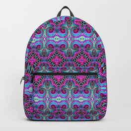 Wild Spirals Backpack