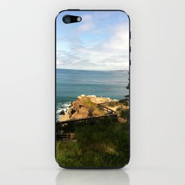 Rocky Peninsula iPhone Skin