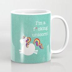 Unicorn - I'm a maturely speaking unicorn!!! Mug