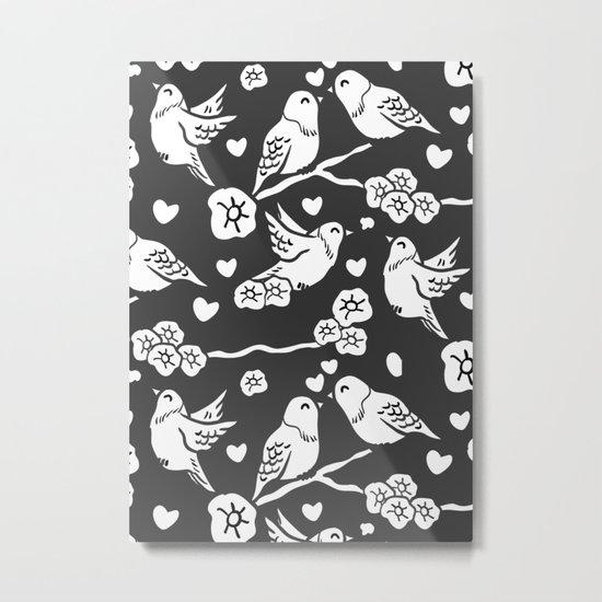birds 3 Metal Print