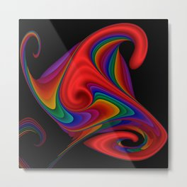 math is beautiful -40- Metal Print