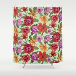 Flower Florest Shower Curtain
