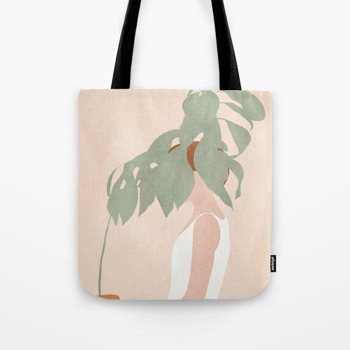 Lost in Leaves Tote Bag