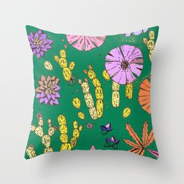 Baja California Throw Pillow