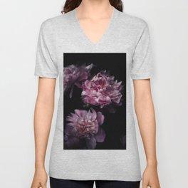 FLOWERS - FLORAL Unisex V-Neck