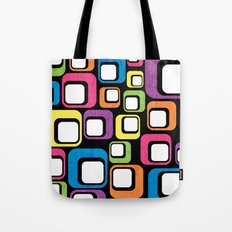 Retro All Sorts. Tote Bag