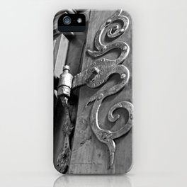 Hinged iPhone Case