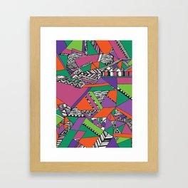 * GAAGII Jangle  Framed Art Print