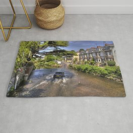 Sidmouth River Crossing  Rug