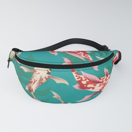Mysterious coi Fanny Pack