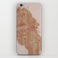 in motion iPhone & iPod Skin