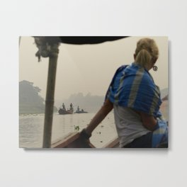 Way to Kakran Metal Print