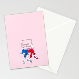 Diversity is Great Stationery Cards