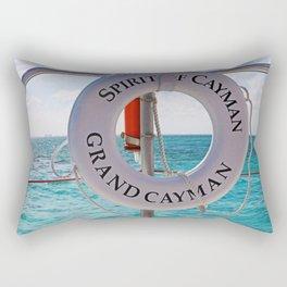 Spirit of Cayman Rectangular Pillow