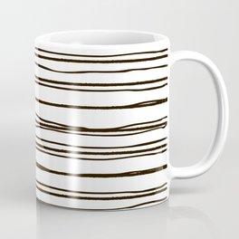 Straight Lines Coffee Mug