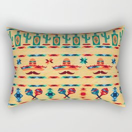 Agave Pattern Rectangular Pillow