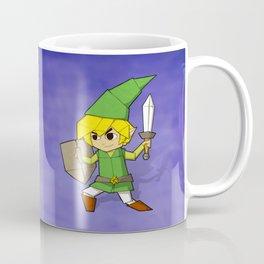 Origami Elf Adventurer Coffee Mug