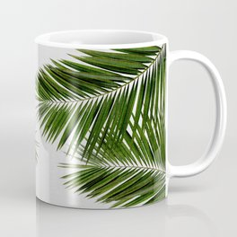 Palm Leaf II Coffee Mug