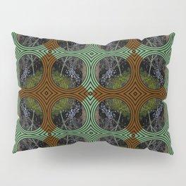 Nature Portals Pattern Pillow Sham