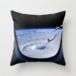 Have a Nice Flight Throw Pillow