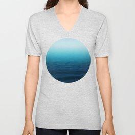 Deep Blue Sea Unisex V-Neck