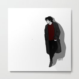 Fashion Keith Metal Print