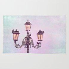 MAGICAL VENICE | Pink Lanterns Rug