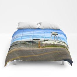 Edge of Town Comforters