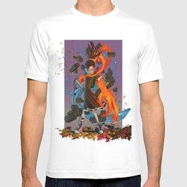 Poet Concept Art T-shirt
