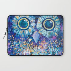 Visions in the Night Laptop Sleeve