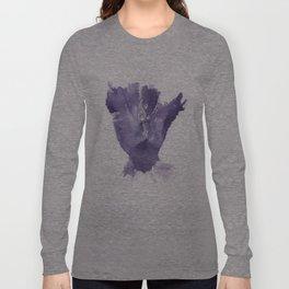 Allie's Vulva Print No.1 Long Sleeve T-shirt
