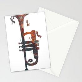 Jazzed Stationery Cards