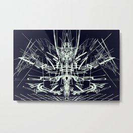 Higher Being Metal Print