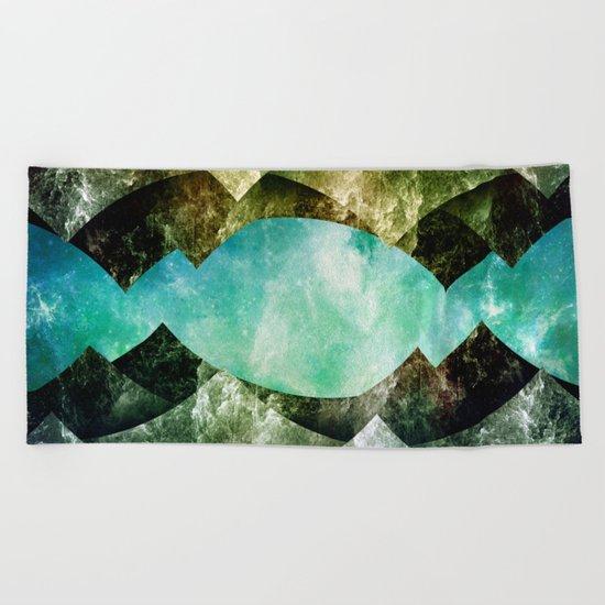 δ Corvi Beach Towel