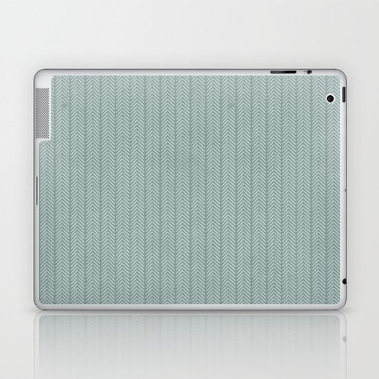 stamb chevron Laptop & iPad Skin