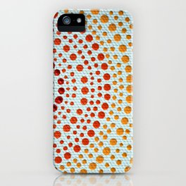 manDOTla iPhone Case