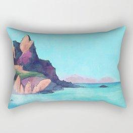 Madeira island Rectangular Pillow