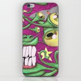 Invasion Phreak iPhone Skin