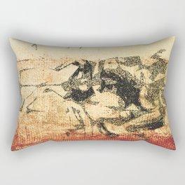 Miura II Rectangular Pillow