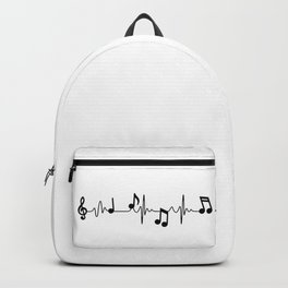 MUSICAL HEART BEAT Backpack