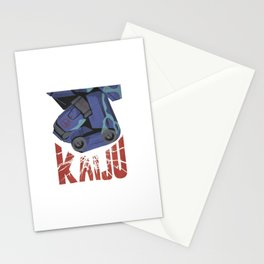 Pacific Rim Kaiju Slayer Stationery Cards