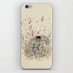 Hulk Smash iPhone & iPod Skin