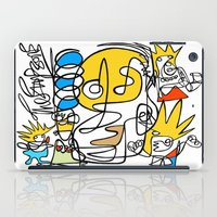 simpsons iPad Cases featuring Simpsons by Ray Kane