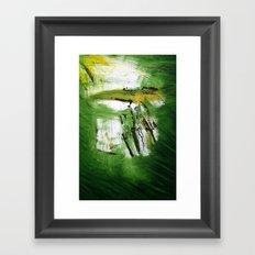 Green Acres Framed Art Print