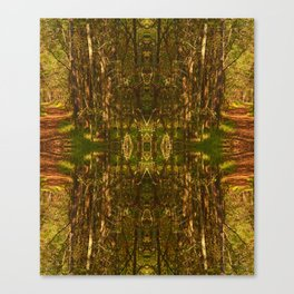 HagonStone Forest Canvas Print