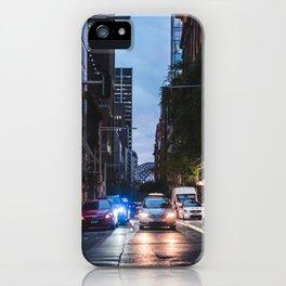 Sydney Blue Hour iPhone Case