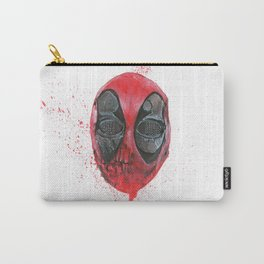 The Emptiness of Masks - Dead pool Carry-All Pouch